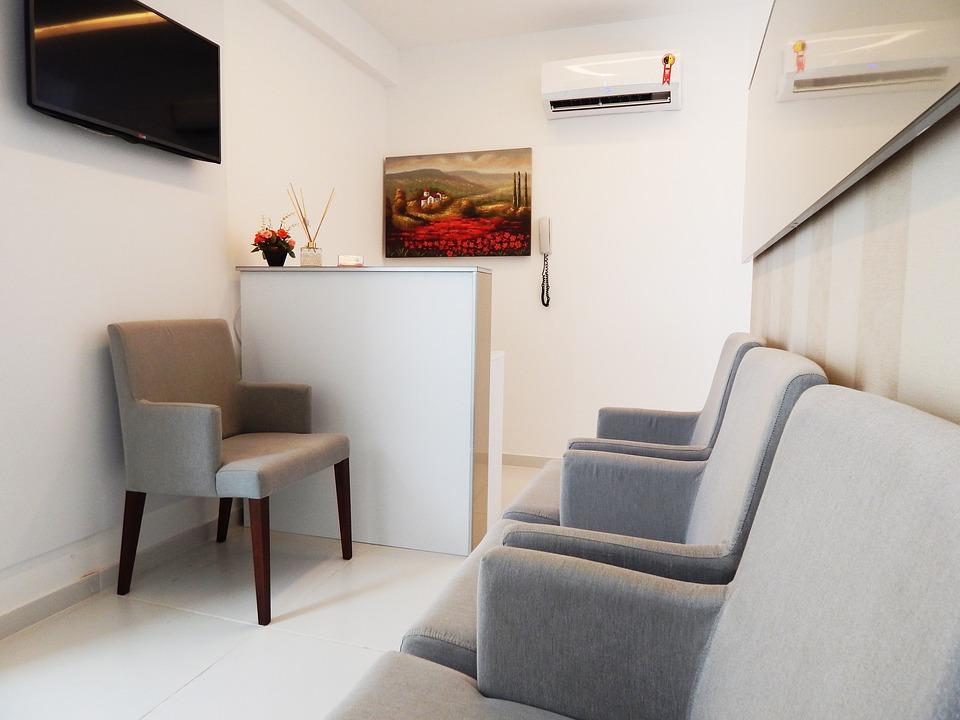 Il divano per la sala d'attesa, ovvero dare il benvenuto ai clienti